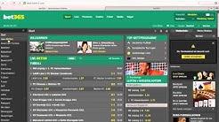 Bet365 Tutorial - bet365 Anmeldung & Bonus bei Sportwettenanbieter.com