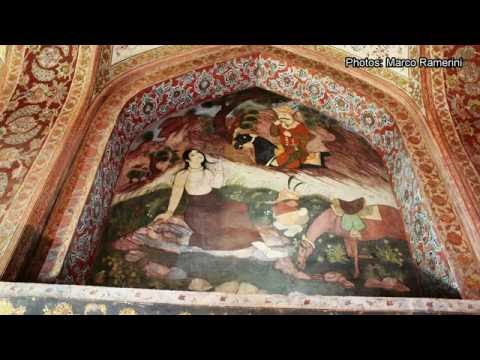Chehel Sotoun Palace, Isfahan - Iran