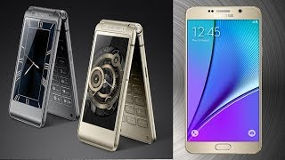nEW SAMSUNG ANDROID FLIP PHONE 2016 w/ GALAXY NOTE 5 & S6 SPECS!
