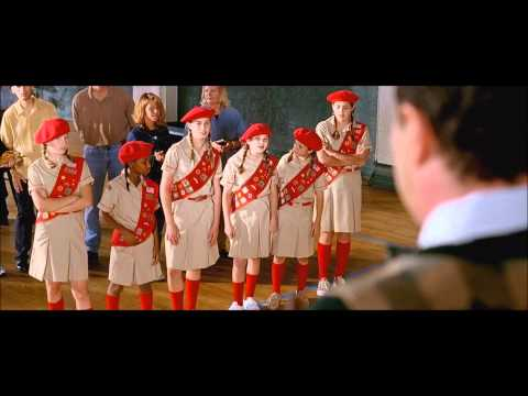 Steroids Scene from Dodgeball