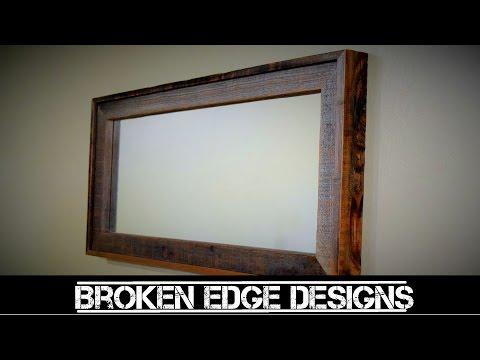 RECLAIMED Mirror Frame
