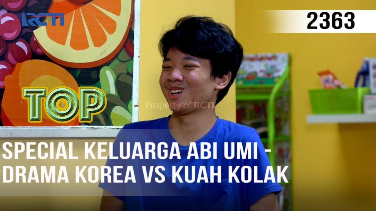 TUKANG OJEK PENGKOLAN  -  Special Keluarga Abi Umi -  Kuah Kolak vs Drama Korea | 27 April 2020