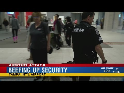 TIA increases security after Fort Lauderdale shooting