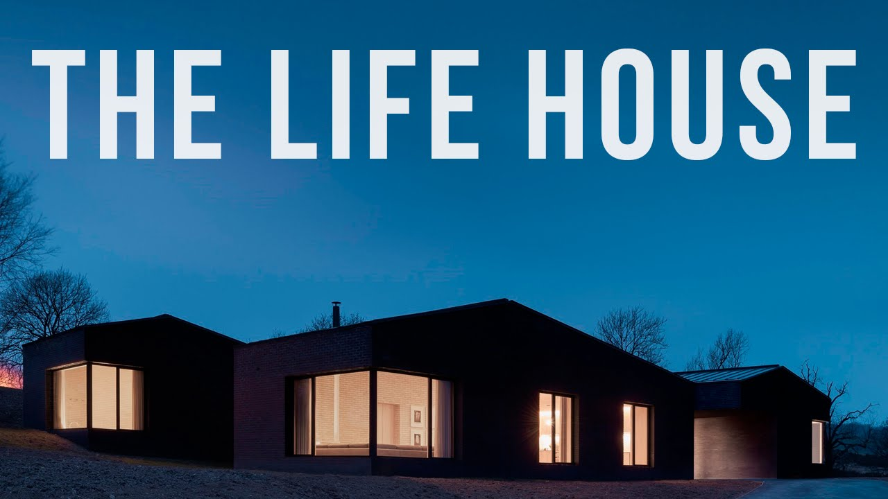 The School of Life's Retreat: 'The Life House'