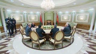 Лукашенко об урегулировании конфликта в Украине без минского формата