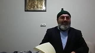 Ali İhsan TÜRCAN - Teshîlü'l-Kevâfî (Ders 3)