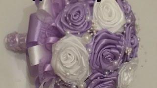 видео Букет на свадьбу своими руками