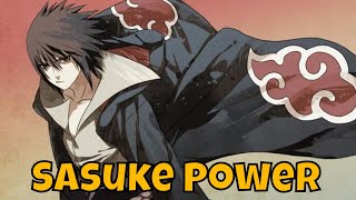 Naruto Online: CN Server Fights Sasuke Power