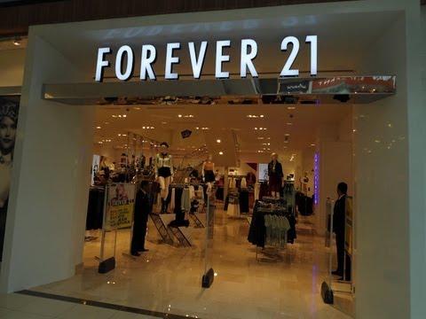 Forever 21 Deutsch Online