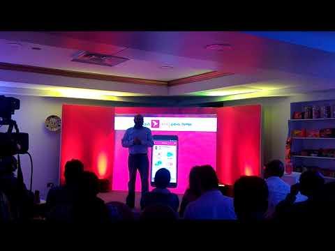 Bkash App launching in Bangladesh by Bkash CEO Kamal Kadir in Pan pacific Sonargoan