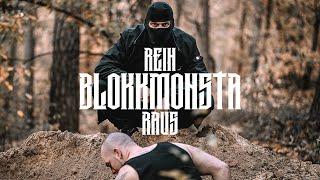 Blokkmonsta - Rein / Raus feat. DJ Reaf [Official Music Video] (prod. ZH Beats)