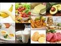 Top 10 Foods to Increase Weight in Children-Healthy Foods for Kids