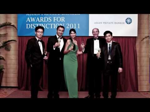 Asia Private Bank Awards for Distinction 2011 Gala Dinner