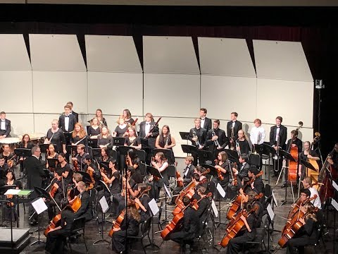 OMEA SW Ohio Regional Orchestra - Romeo and Juliet Overture Fantasy Nov 19, 2017