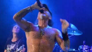 Accept - Princess of the Dawn , Blind Rage Tour 2015 Live @Thessaloniki Greece