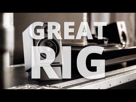 Audioengine A2+ & Music Hall USB-1, A Great Vinyl Rig