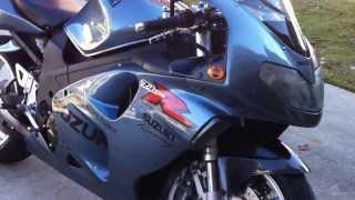 Suzuki TL 1000 R v-twin superbike