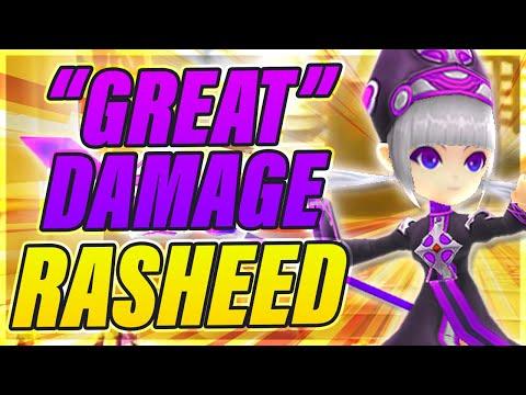 RASHEED.exe - ONE Shot Nuke?! - Best WORST Test Ever!