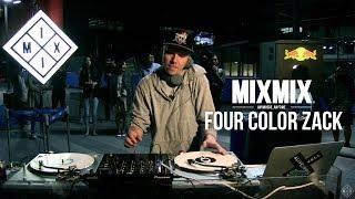 MIXMIX054 Four Color Zack