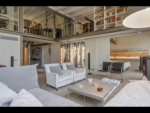 Prestigious Duplex In Barcelona, Spain