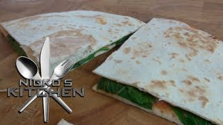 PIZZADILLAS - KIDS RECIPE Thumbnail