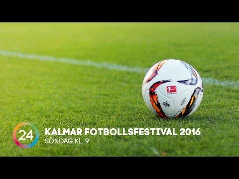 Kalmar Fotbollsfestival 3 juli