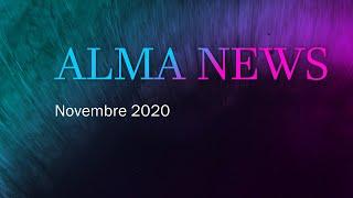 ALMA NEWS   novembre 2020