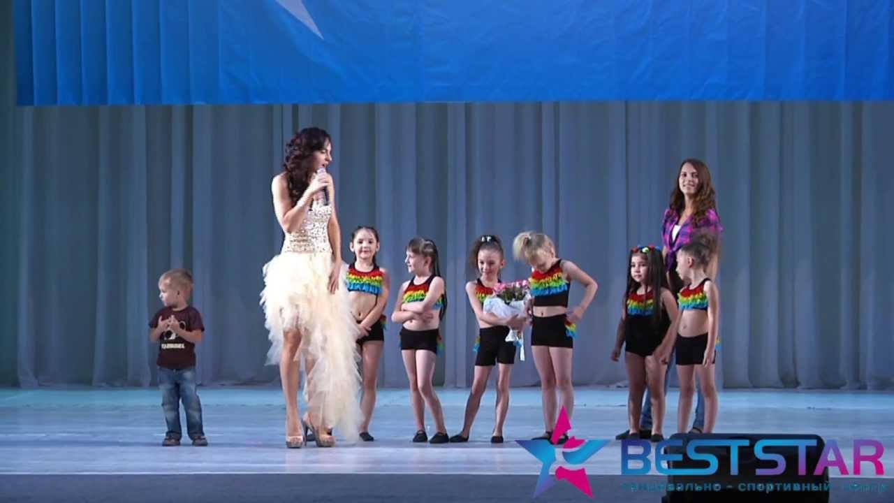 Модный танец для девочек видео