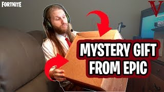 Mystery Gift from Epic! | Fortnite Save the World | TeamVASH