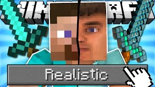If Realistic Mode was Added to Minecraft