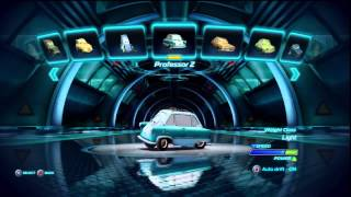 Cars 2 Game: Complete Characters - Carros 2 Jogo: Todos os Personagens Gameplay