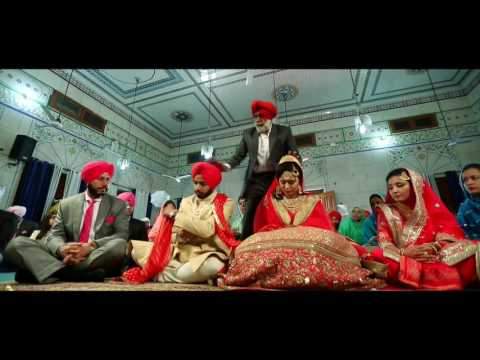 AMANDEEP & RAMANPREET | CINEMATIC WEDDING FILM | STUDIO NARINDER PHOTOGRAPHY | CHANDIGARH