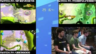 Summer Games Done Quick 2014 - Part 123 - Rayman Legends