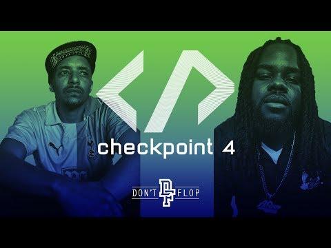 TONY D VS ARSONAL | Don't Flop Rap Battle