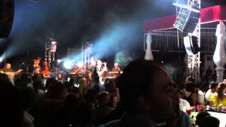 Antonis Remos - Feggaria Hartina Live