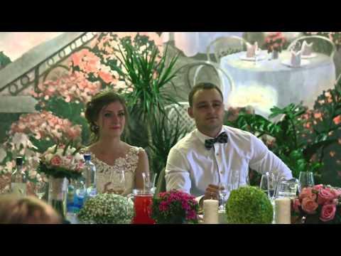 Тост на свадьбе лучший