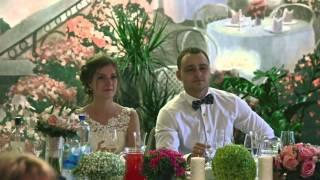 Как нужно поздравлять детей на свадьбе) Молодец!!!