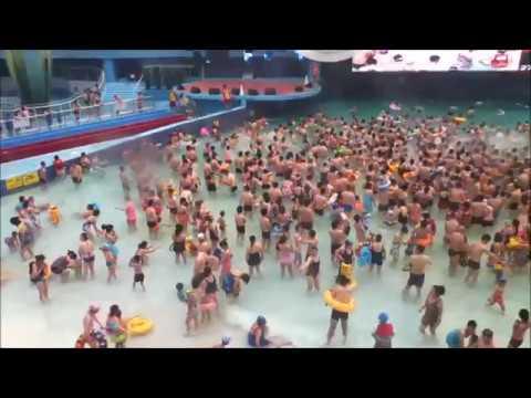 Le cube d'eau #watercube #olympicgames #pekin #beijing #china #summer #hot