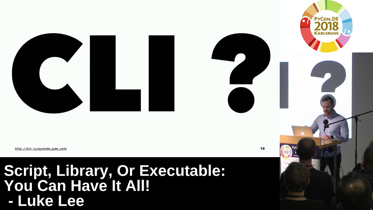 Image from Script, Library, or Executable: You can have it all!
