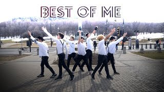 [EAST2WEST] BTS (방탄소년단) - Best Of Me Choreography by Christbob Phu