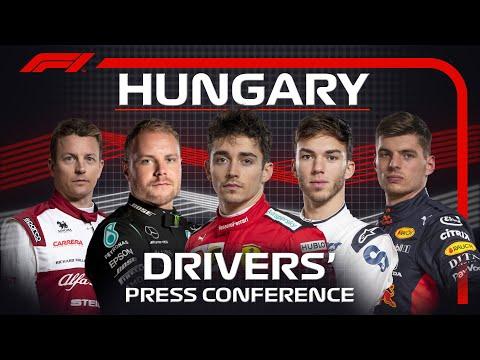 2020 Hungarian Grand Prix: Pre-Race Press Conference