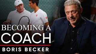 HOW IT WAS COACHING NOVAK DJOKOVICH - Boris Becker | London Real