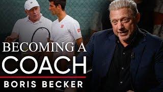 HOW IT WAS COACHING NOVAK DJOKOVIC - Boris Becker | London Real