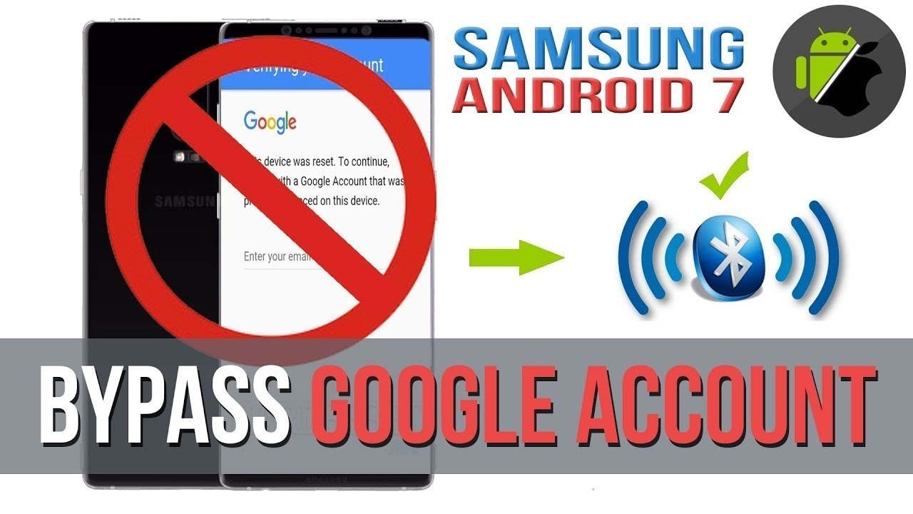 Bypass FRP Lock Tool ADB Bluetooth Method All Samsung Phones 2019 »