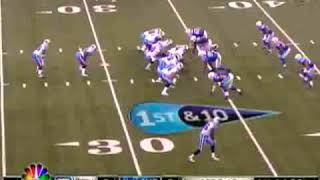 AFC South Flashback Titans vs Colts (2008)