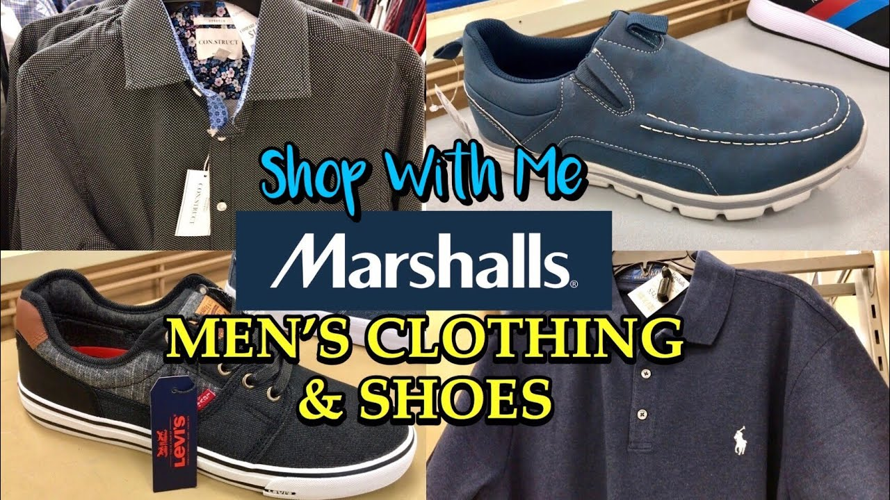 Marshalls Come Shop With Me For Men's