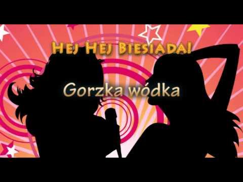 Weselne Hity - Gorzka wódka - Muzyka Biesiadna - całe utwory + tekst piosenki