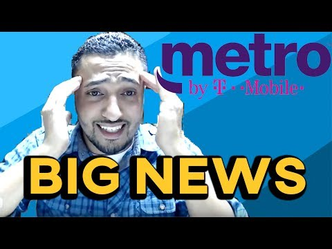 BIG NEWS!!! Metro PCS by T-mobile (NEW UPDATE)