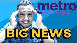 BIG NEWS!!! Metro PCS by T-mobile (MUST WATCH)