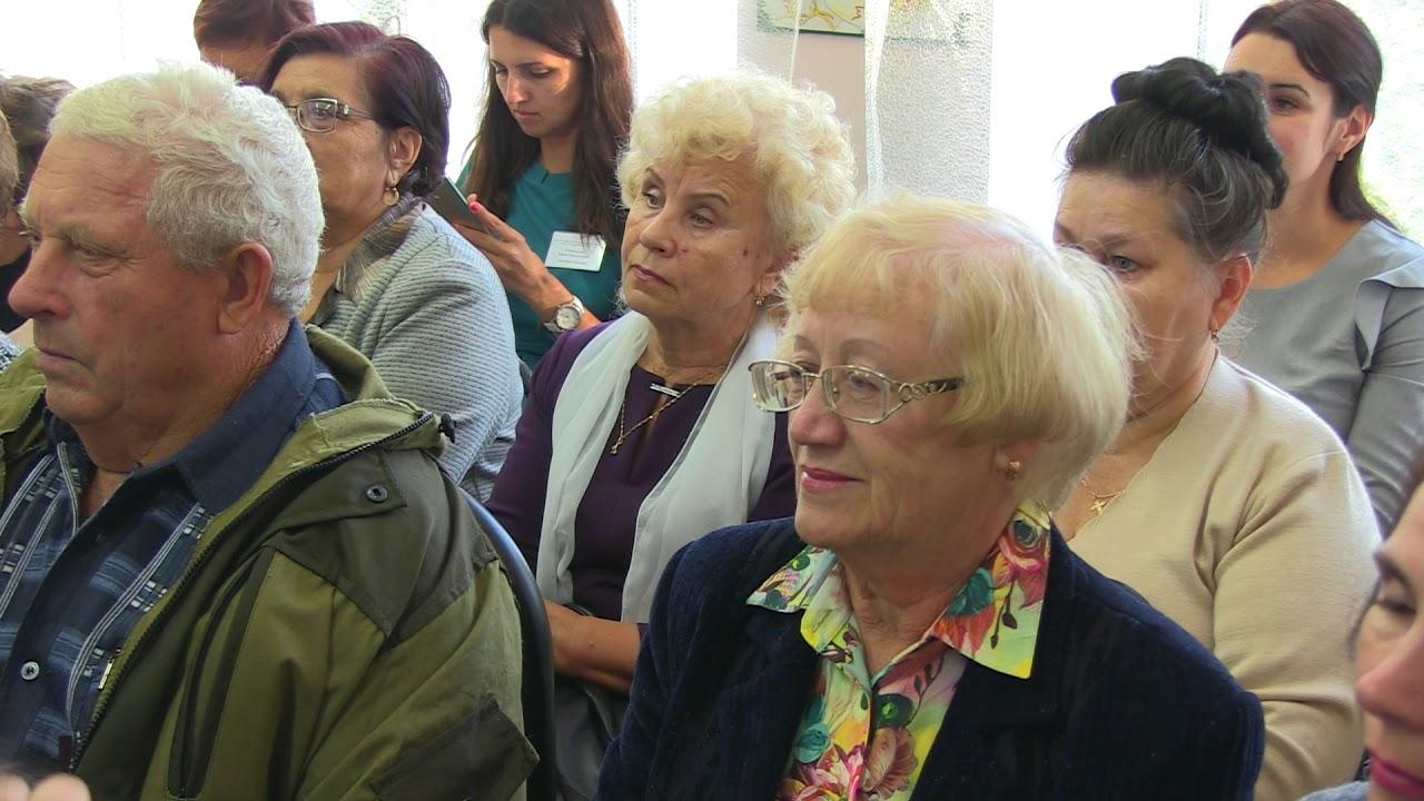 День пожилых людей в Быковском СРЦ
